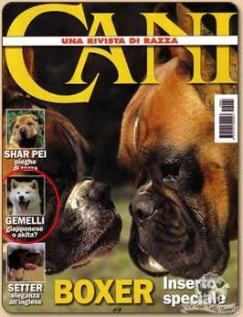 Cani, una rivista di razza Aprile 2005
